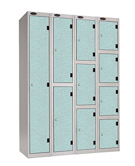 Probe Laminate Lockers