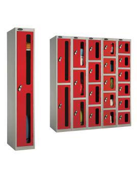Probe Vision Panel Lockers