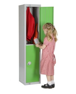 Elite Two Door School Locker