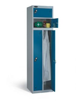 Probe 2 Person Lockers