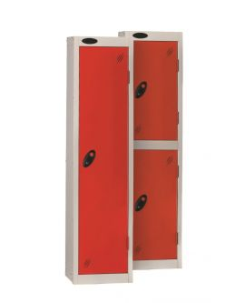 Probe Two Compartment Low Locker