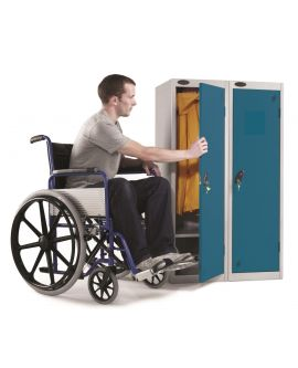 Probe Disability Access Lockers