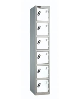 Probe Six Door Compartment Lockers