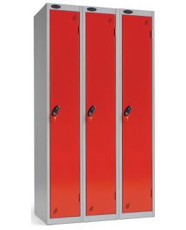 Probe Single Door Lockers Nest Of 3