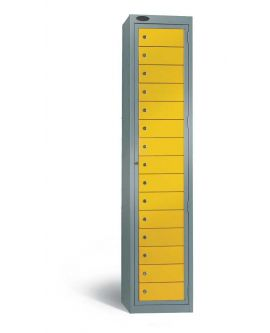 Fifteen Compartment Multi Door Locker