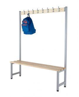 Type J Standard Range Single Sided Hook Bench