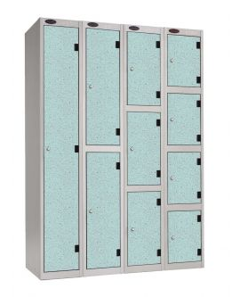 Probe Shockproof Lockers Inset Doors