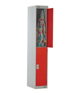 Two Door Compartment Lockers