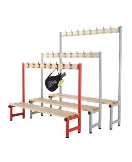 Type D Premier Range Single Sided Hook Bench