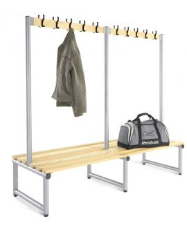 Type D Premier Range Double Sided Hook Bench