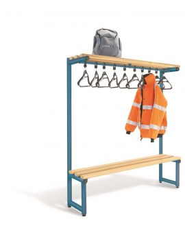 Type G Single Sided Overhead Hanging Bench