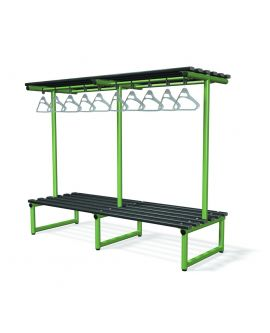 Type G Double Sided Overhead Hanging Bench