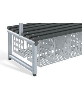 Type A Twin Compartment Baskets