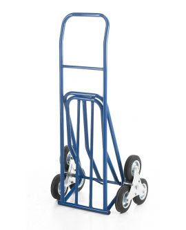 Stairclimbing Truck With Folding And Locking Toe For Ease Of Storage (110kg Capacity)