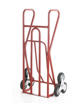 Stairclimbing Sack Trucks With Folding Toe