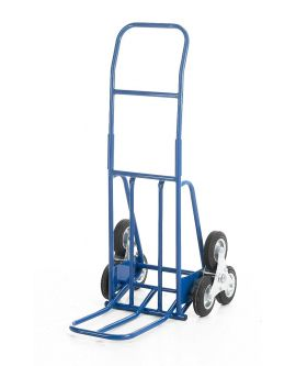 Stairclimbing Truck With Folding And Locking Toe For Ease Of Storage (80kg Capacity)