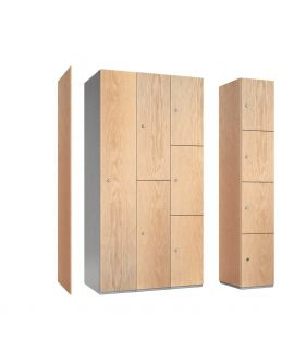 End Panels To Suit Timber Faced Lockers
