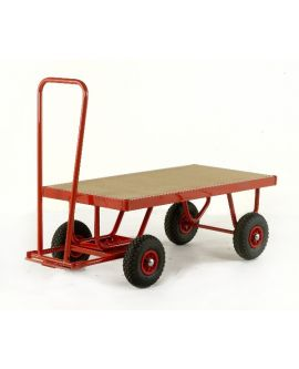 Hand Turntable Trailer - Type A