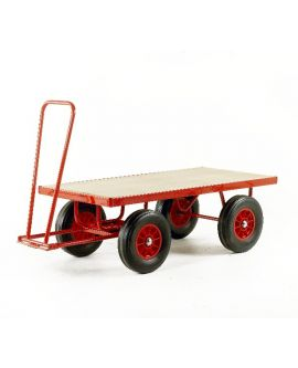 Hand Turntable Trailer - Type B