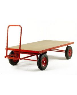 Hand Turntable Trailer - Type C