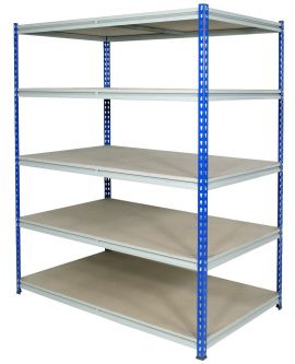 Z Rivet Racking 1220 And 1525 Wide