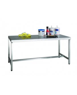 Heavy Duty All Stainless Steel Workbenches