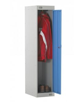 Three Quarter Height Primary Lockers - Single Door