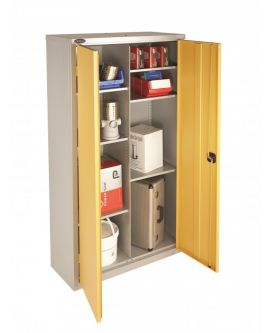 8 Compartment Industrial Cupboard