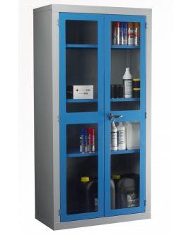 Polycarbonate Door Cabinets - Type D
