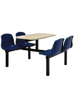 Polypropylene Canteen Seating Units Model DL/CU20