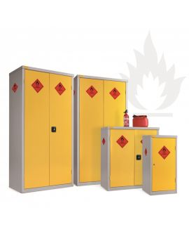 Small Hazardous Cabinet