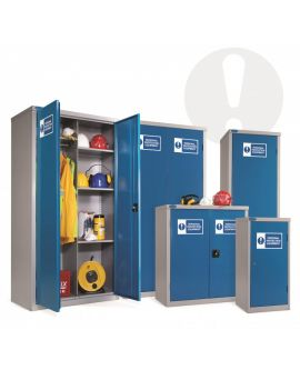 Slim PPE Cabinet