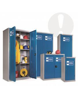 PPE Wardrobe Cupboard