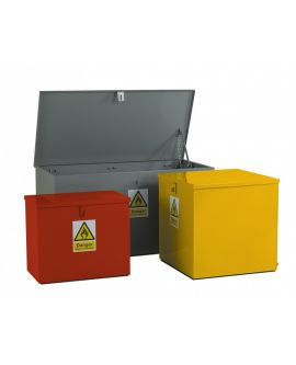 Hazardous Bins - Flat Top