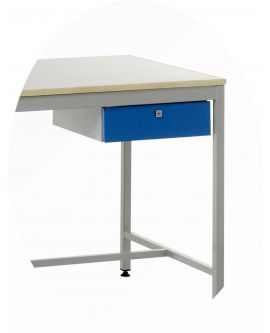 Accessories To Suit Standard Duty Work Benches - Single Drawer