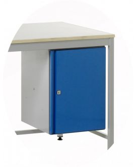 Accessories To Suit Standard Duty Work Benches - Large Cupboard