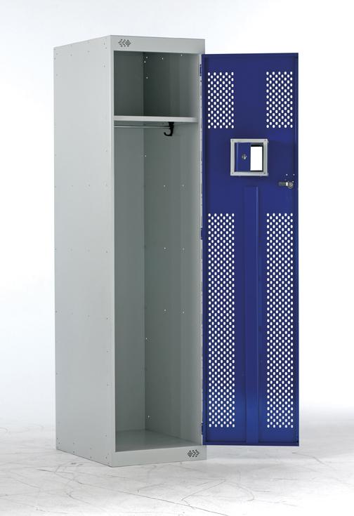 Police Locker - P2