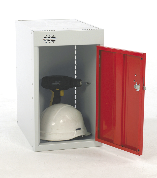Quarto Locker - ideal for storage of tools and PPE for visitors.